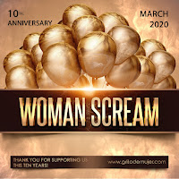 THANK YOU FOR SUPPORTING US FOR TEN YEARS! WOMAN SCREAM 10TH ANNIVERSARY  CONGRATULATIONS EVERYONE!