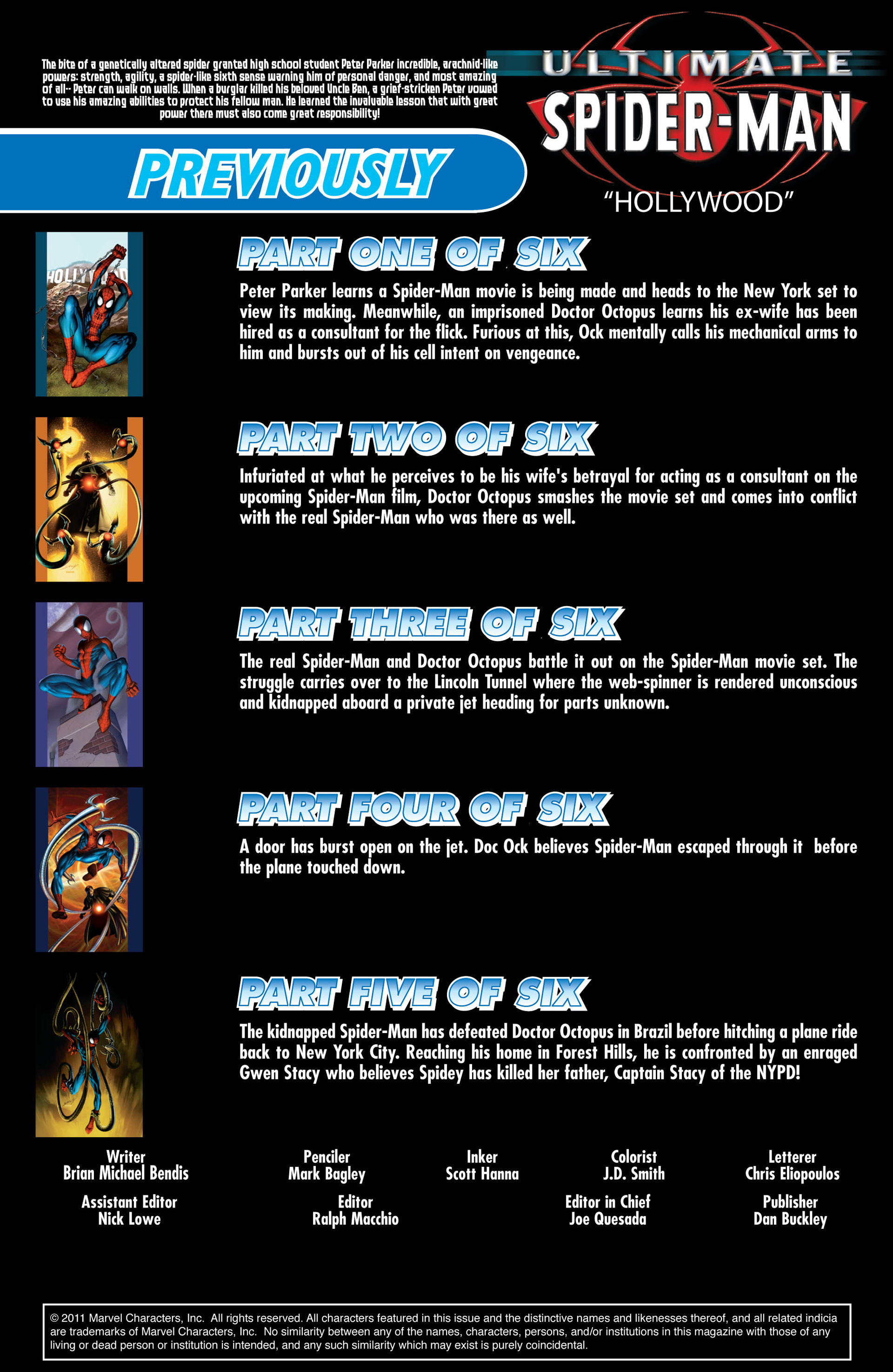 Ultimate Spider-Man (2000) Issue #59 #63 - English 2
