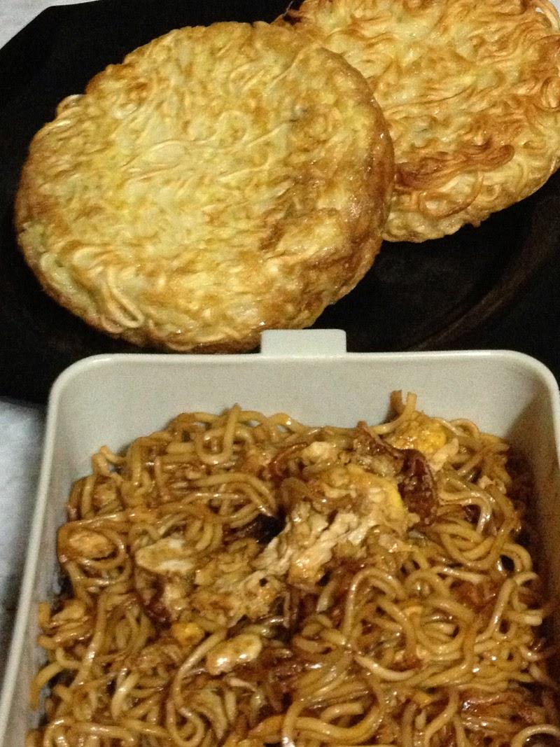 Maratussolehah Resepi Dapur Umi Bekal 3 Maggi Goreng