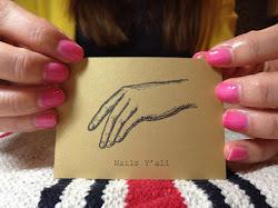 I do nails.