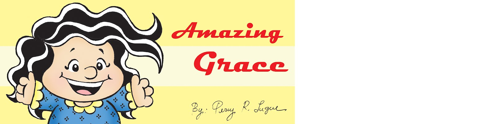 Amazing Grace Book 3