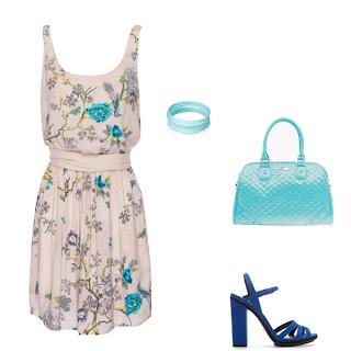 Outfit vestido oriental