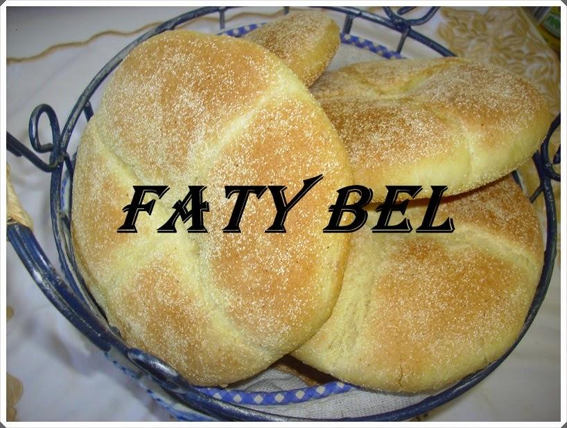 خبز الدار المغربي بطريقة سهلة وبسيطة
