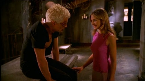Buffy and spike having sex