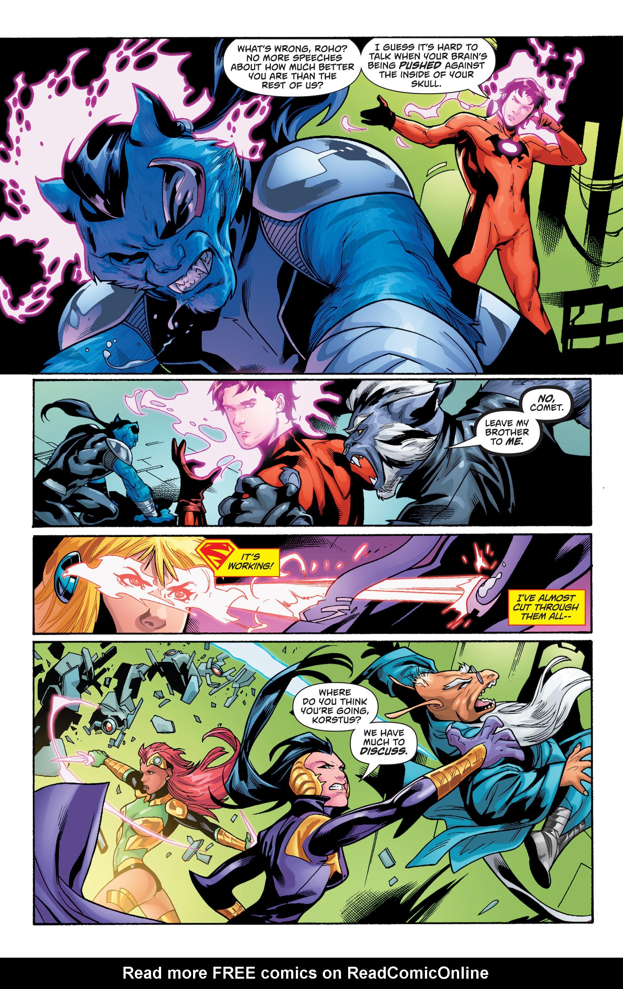 Supergirl (2011) Issue #40 #42 - English 7