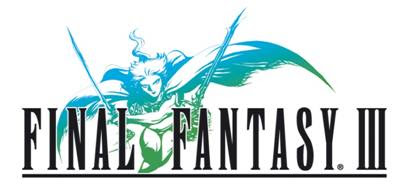 Final Fantasy III Logo - We Know Gamers