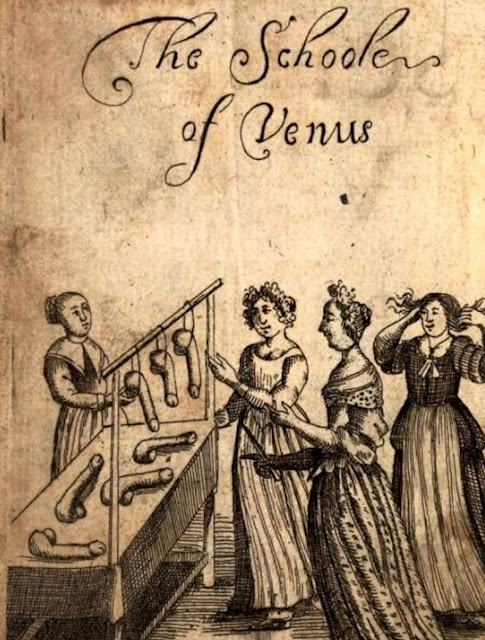 Erotic writing in early modern england