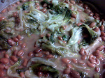 The Classic: Escarole and Beans.