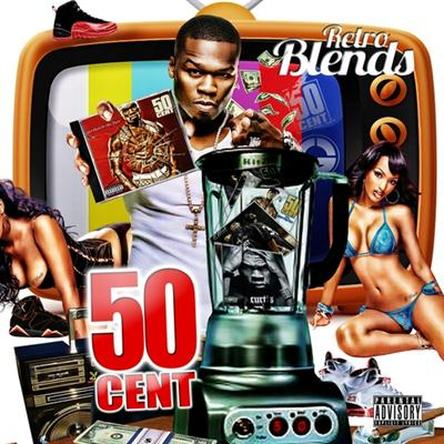 Capa 50 Cent   Retro 50 Cent Blends | músicas