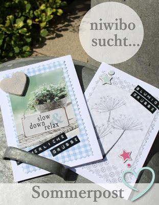 Sommerkarten Aktion bei Niwibo