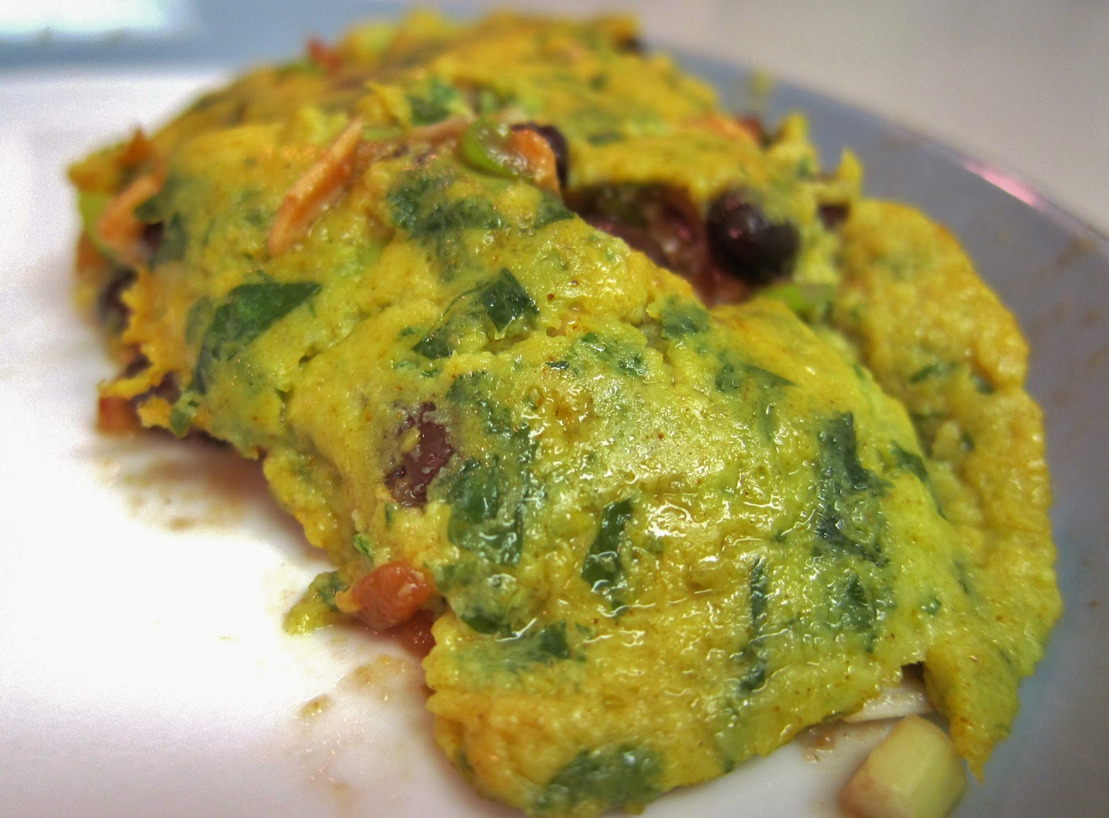 The Vegan Chronicle: Southwestern Omelet
