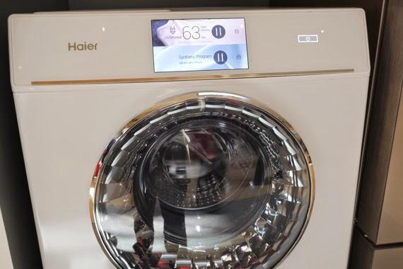 Haier: Το έξυπνο πλυντήριο ρούχων με δυο κάδους [IFA15GPC]