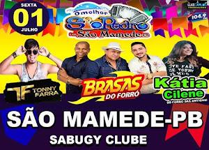 São Pedro 2016 - Sabugy Clube