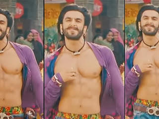 Ram-leela Tattad Tattad Song Making