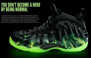 Nike Air Foamposite One ParaNorman Shoes