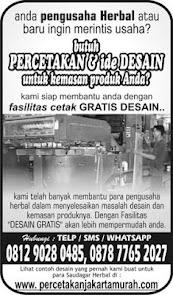 Iklan di Majalah Sakinah
