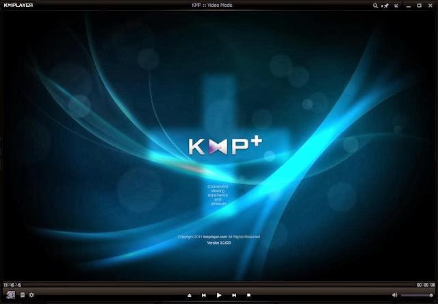 تحميل برنامج KMPlayer-3.7 لتشغيل جميع صيغ الصوت والفيديو على جهازك مجاناً