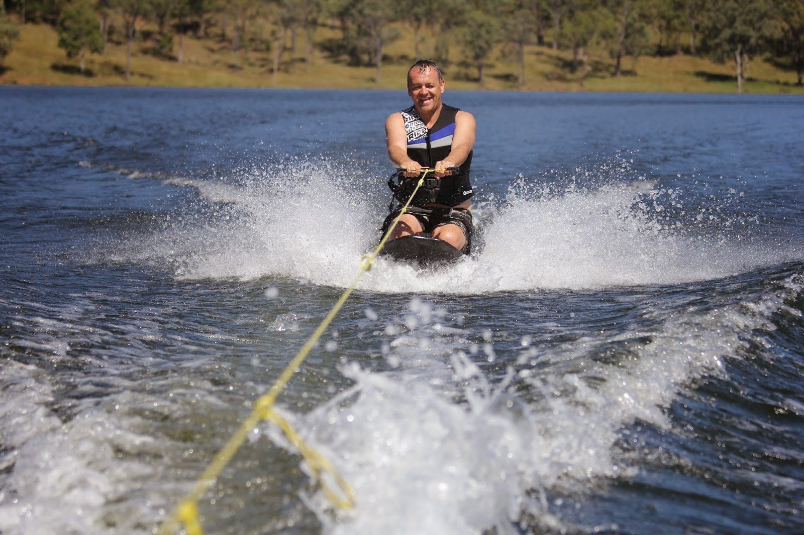 ActionDad KneeBoarding