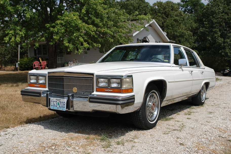 Daily Turismo: 5k: 1989 Cadillac Brougham -Low Miles