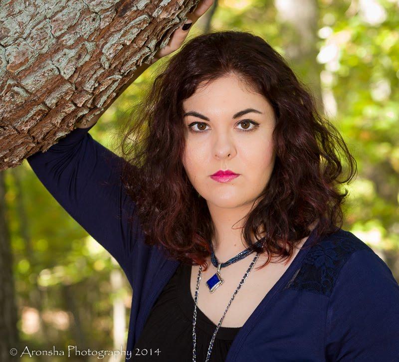 Author Elizabeth Azpurua