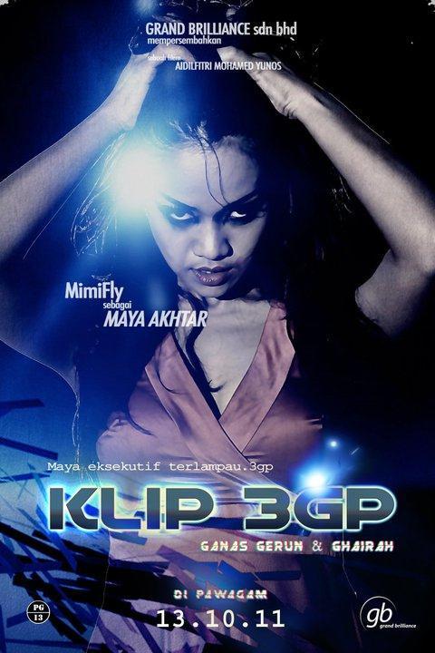 Aksi Panas Mimi dalam Filem 3GP Tersebar