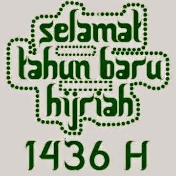 Selamat Tahun Baru Hijrah 1436