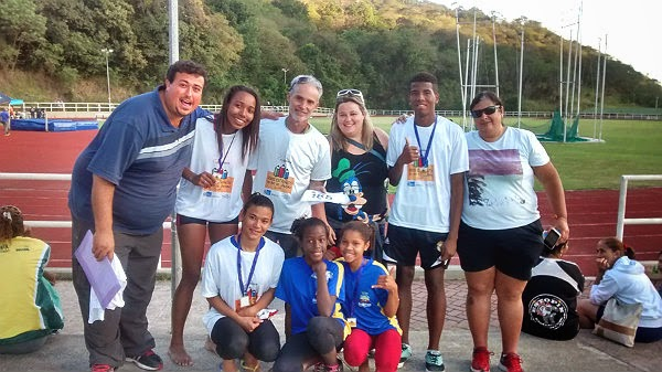 programa Atleta na Escola em Cabo Frio