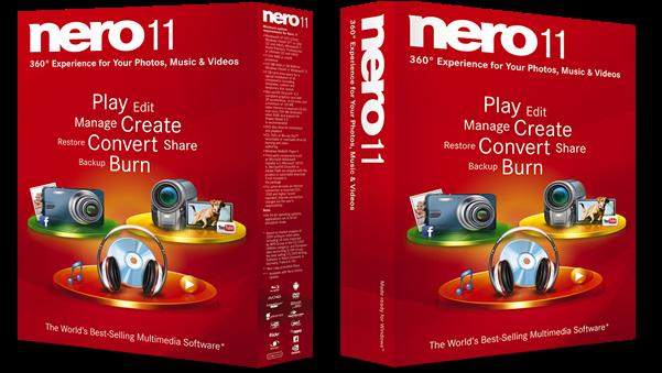 NERO 11 + SERIAL