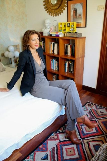 Botines firma Nuria Cobo