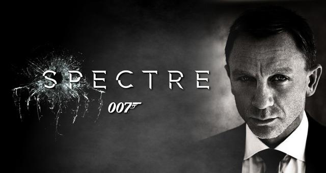 007 contra Spectre faz R$ 24 milhões na estreia no Reino Unido