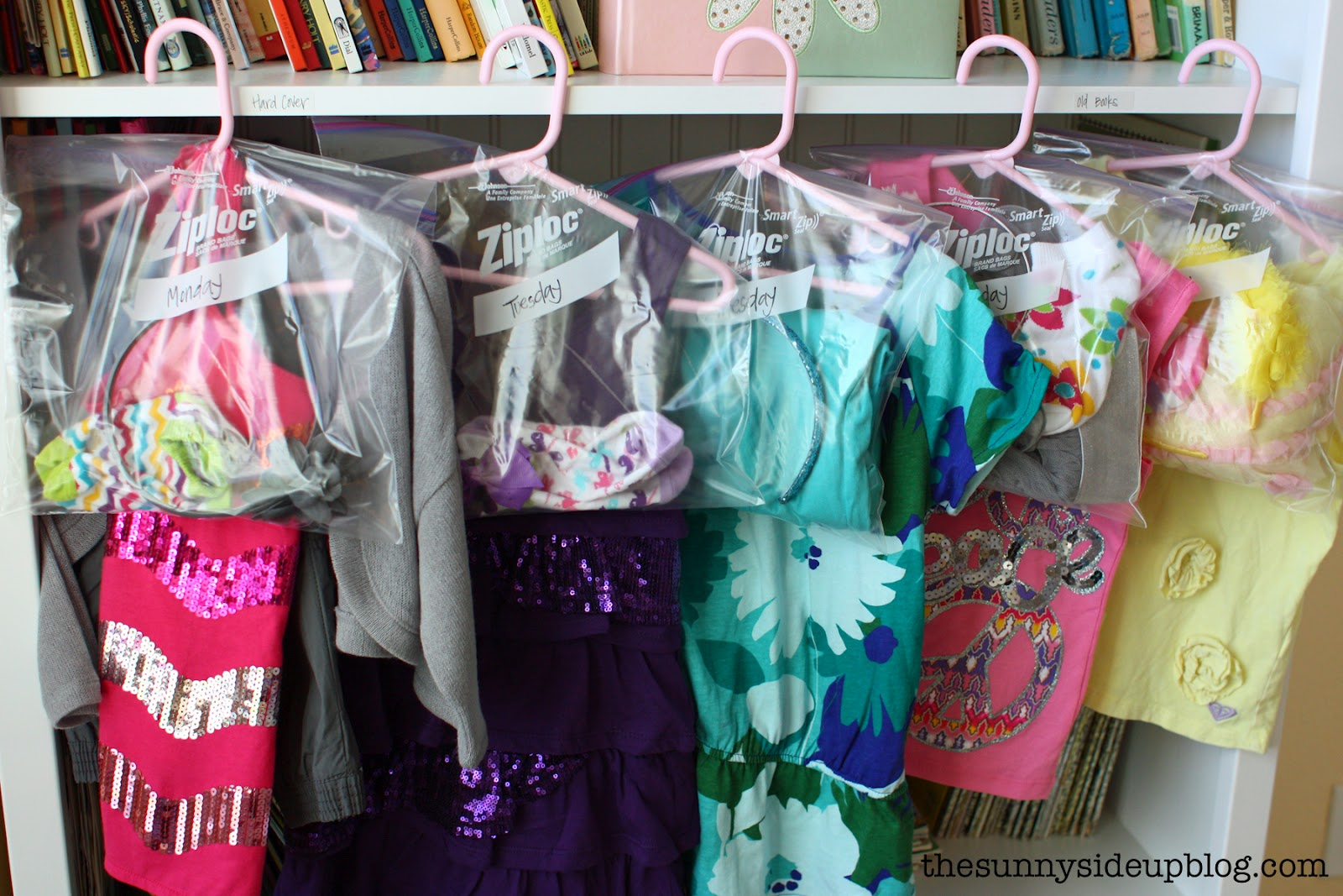 Organized Outfits For School The Sunny Side Up Blog