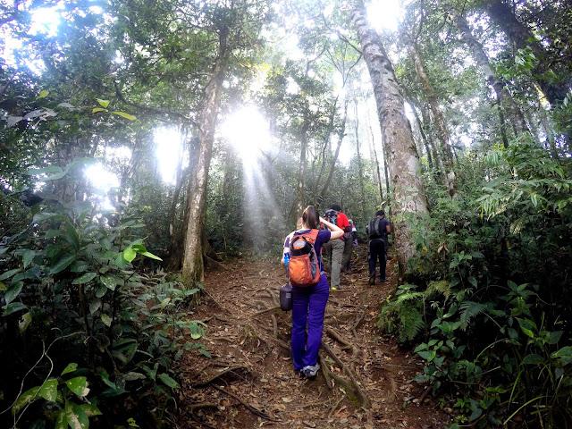 Kaedah Penjagaan untuk hikers wanita