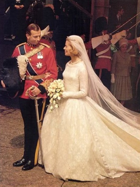 The Royal Order Of Sartorial Splendor Wedding Wednesday