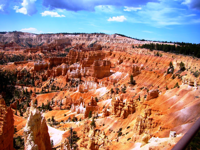 Bryce Canyon Utah USA national park voyage