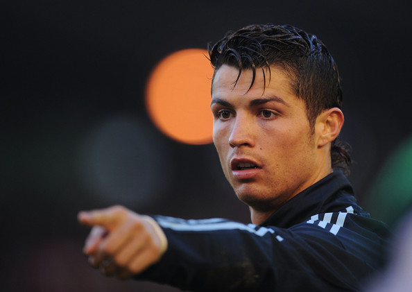 THE BEST CRISTIANO RONALDO HAIR STYLE