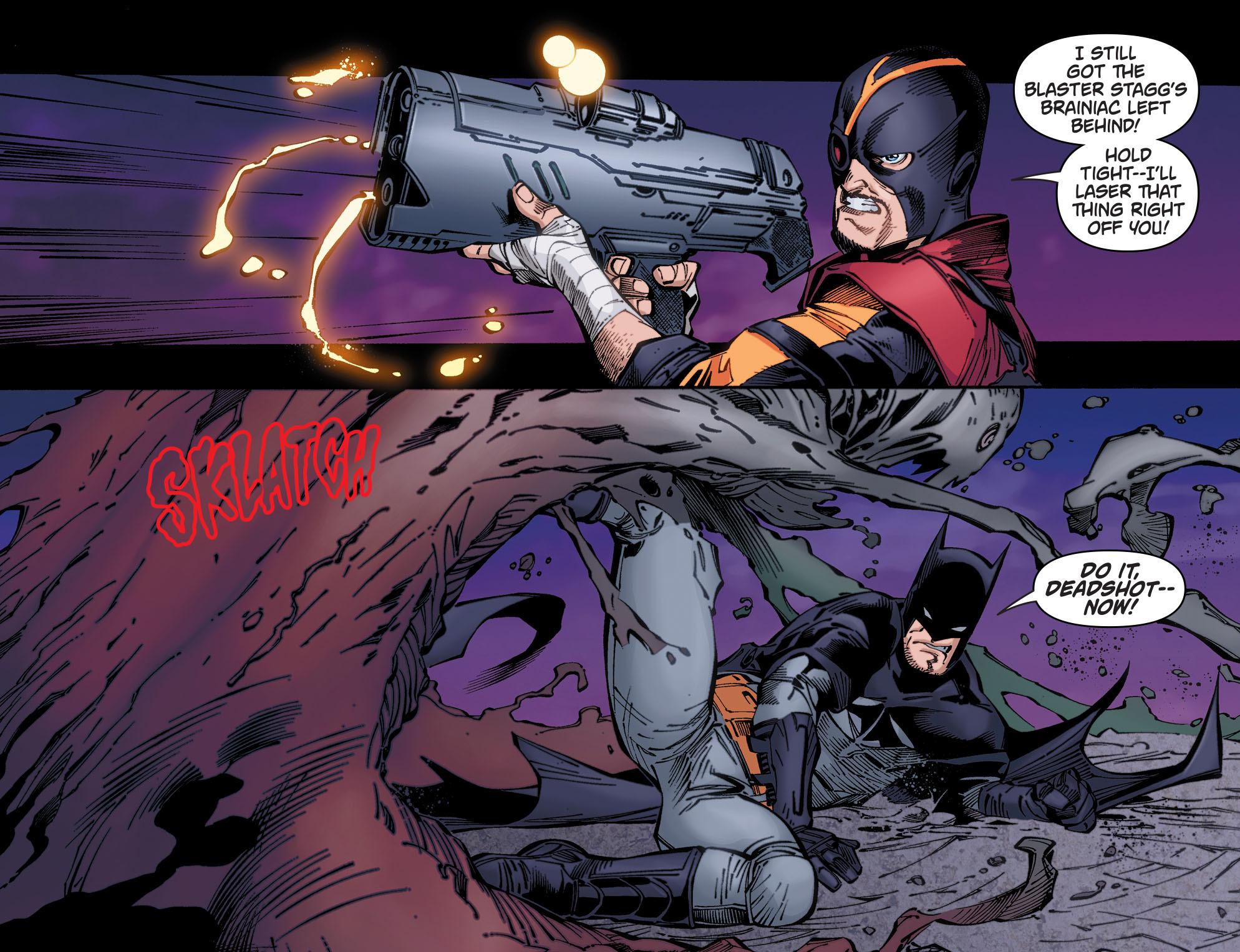 Batman: Arkham Knight [I] Issue #25 #27 - English 4