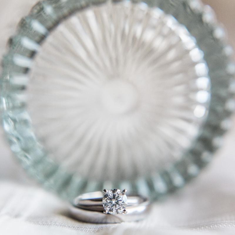 Fort Lauderdale Harbour Beach Marriott wedding rings