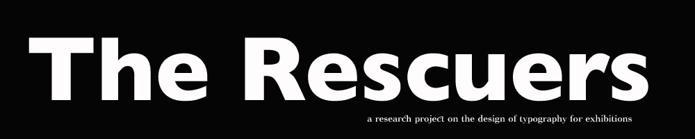 The Rescuers Research Project
