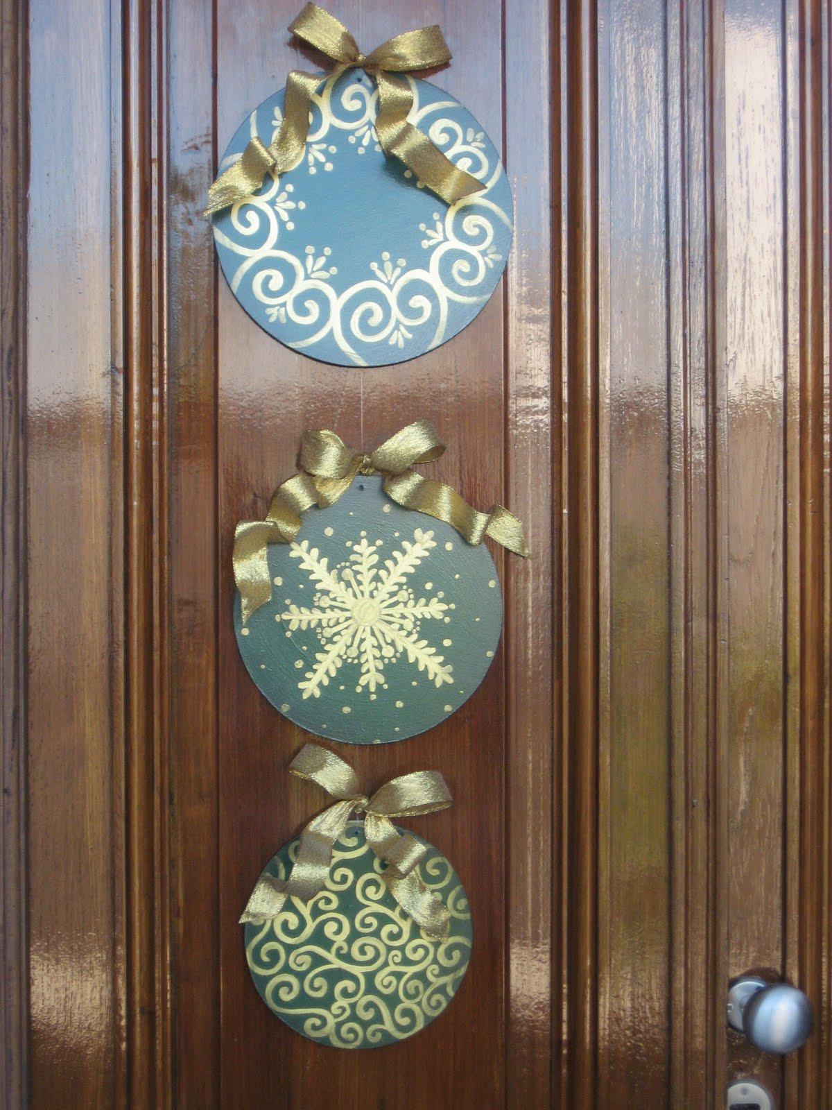 Alemendez adorno navidad p puertas ventanas - Adorno puerta navidad ...
