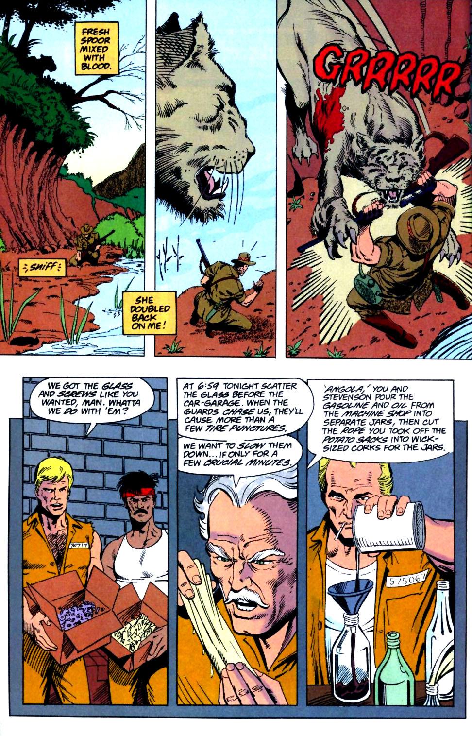 Deathstroke (1991) Issue #26 #31 - English 15