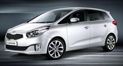 2013 Kia Carens Release date, Price, Interior, Exterior, Engine4