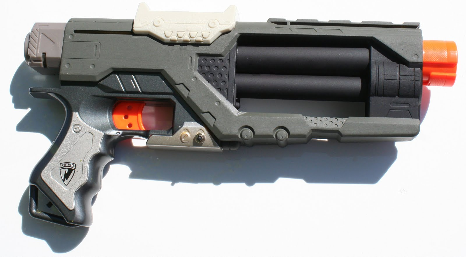 nerf lazer tag phoenix ltx instructions