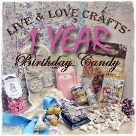 Live & Love Crafts Candy, ends 25th June