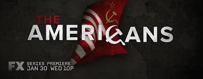 Americans teaser DDT The Americans 1ª, 2ª, 3ª Temporada