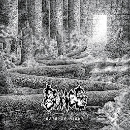 "Bones (Belgium) - Gate of Night 12"" MLP - Press Release + Track Stream."