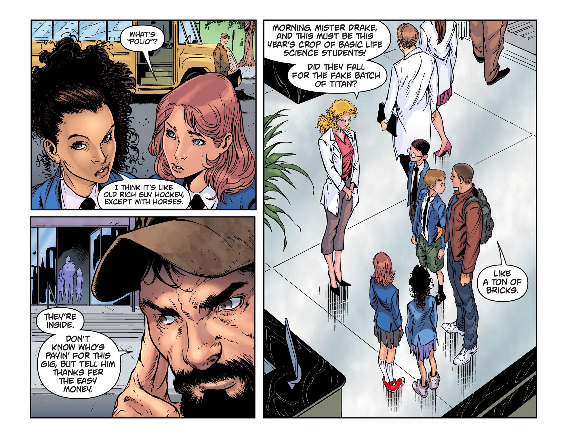 Batman: Arkham Knight [I] Issue #27 #29 - English 18