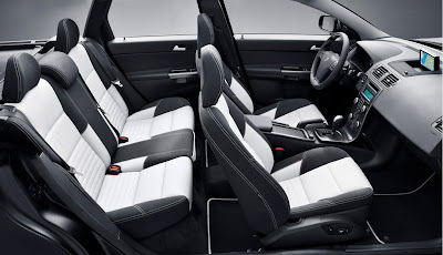 Interior de Volvo C30