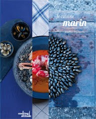 "Mon livre ""Je cuisine marin"""