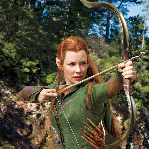 lilly legolas tauriel - photo #25