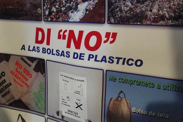Bolsas plásticas en Bolivia